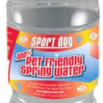 Sport Dog Spring Water