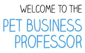 Pet Business Professor logo