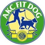 AKC Fit Dog Logo