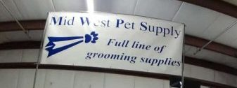 Mid West Pet Supply: Show Dog Stuff